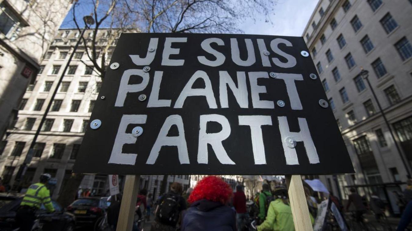 Plutôt que de se réunir à Lille, les organisateurs ont préféré organiser une marche pour le climat à Hazebrouck. (Photo d'illustration)
