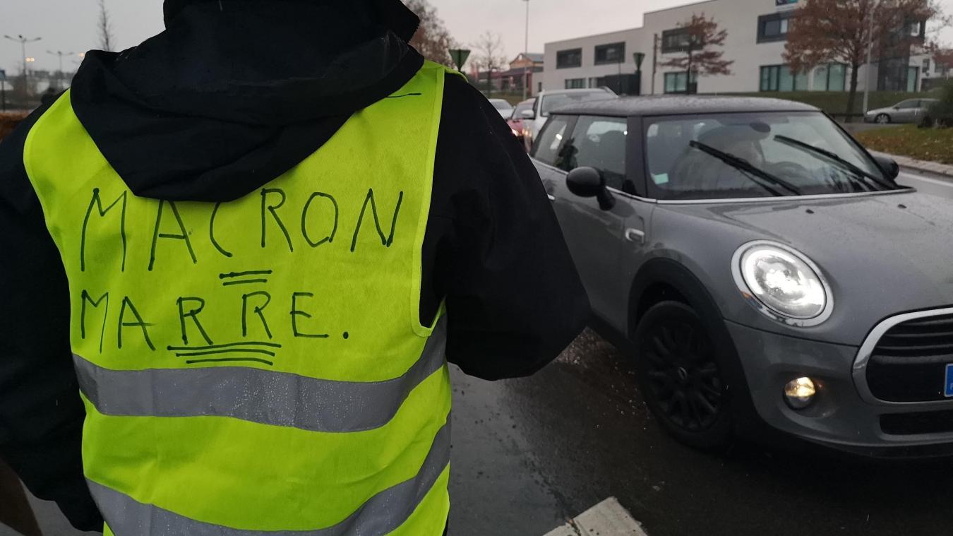 Arras, Béthune, Lens, Lillers: ce que font les Gilets jaunes ce matin