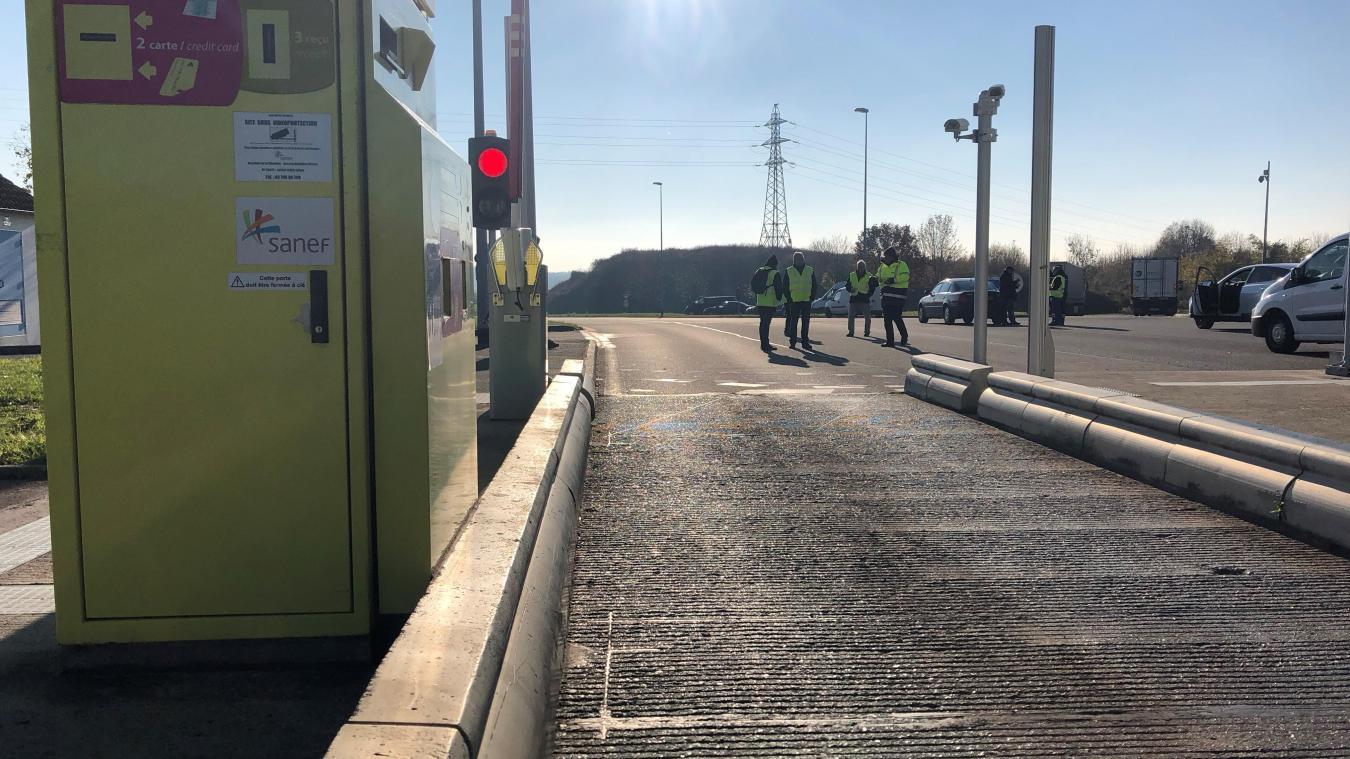 Étaples: un Gilet jaune renversé par un automobiliste à hauteur de l'échangeur de l'A16