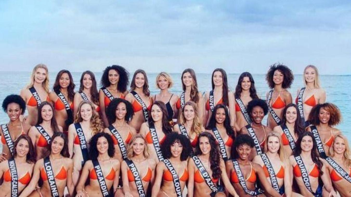 Crédit photo  : Miss France - TF1
