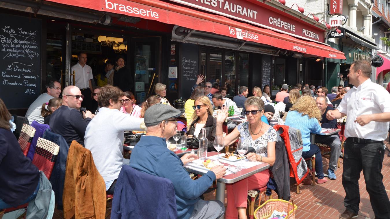 Le Touquet : le maire décide un moratoire d'un mois sur la taxe des terrasses