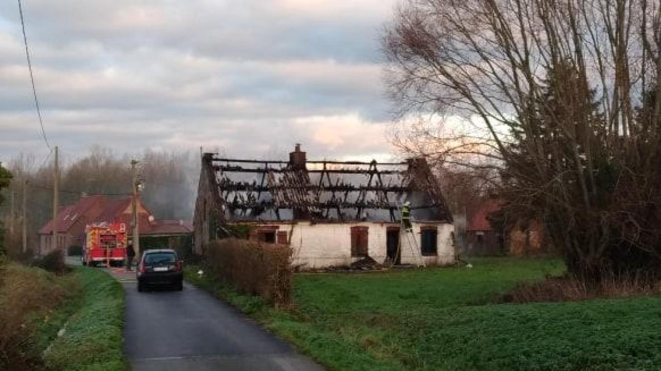 Renescure: un incendie dans une maison inhabitée