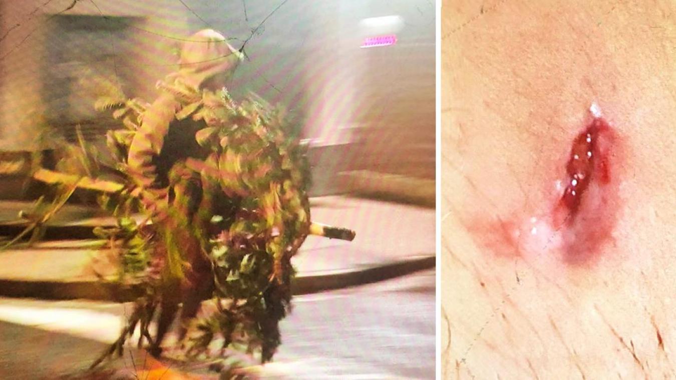 Montreuil : poignardé pour s'être opposé à un vol de sapin