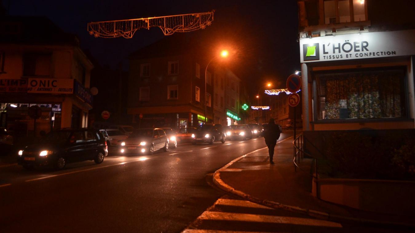 L'agression est survenue dans la rue du Camp de Droite à Boulogne, dans la nuit de samedi à dimanche.