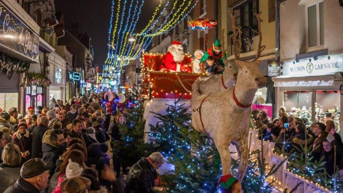 La cinquième édition de la Parade de Noël doit avoir lieu le samedi 15 décembre au Touquet à partir de 18h.