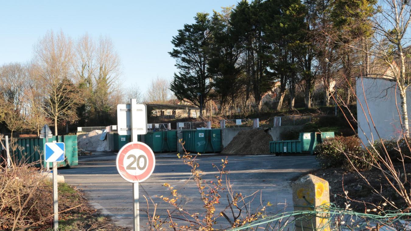 La déchetterie camiéroise a longtemps était l'unique point de collecte de l'ancienne CCMTO.