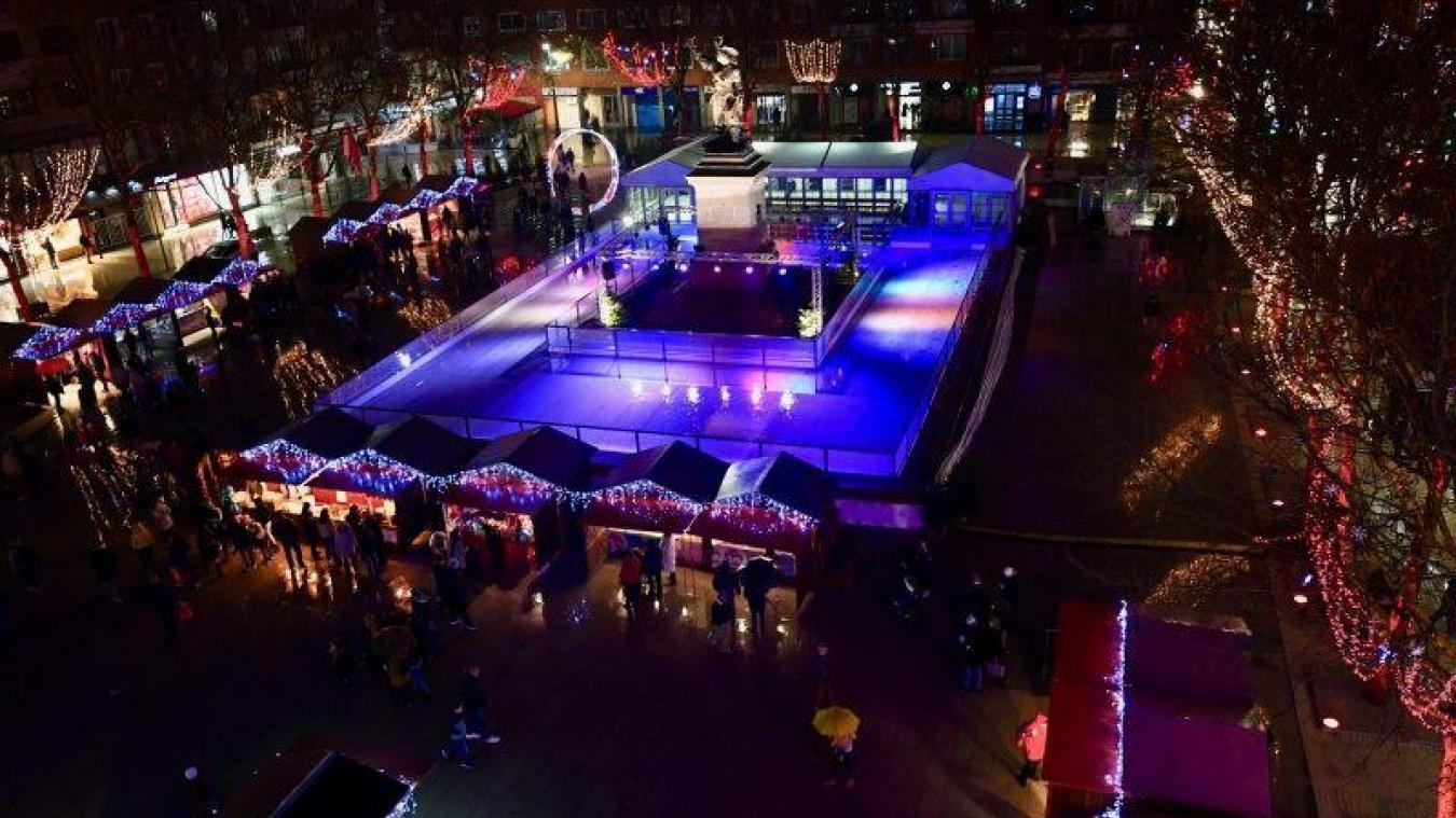 Le spectacle aura lieu ce mercredi 19 décembre à 17 h 30 à la patinoire de Dunkerque, place Jean-Bart.