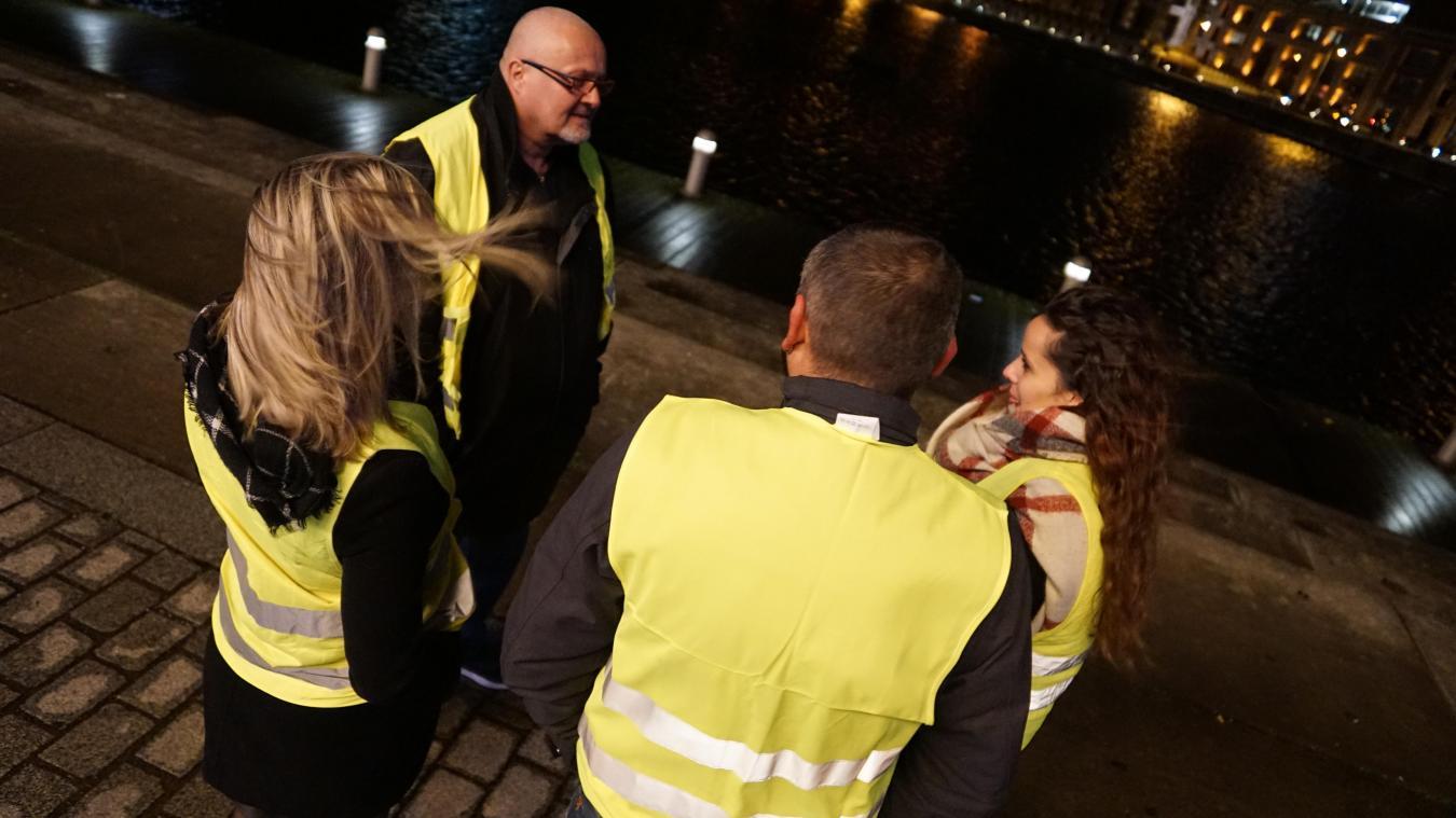 Gilets jaunes : 19 heures de garde à vue pour avoir manifesté