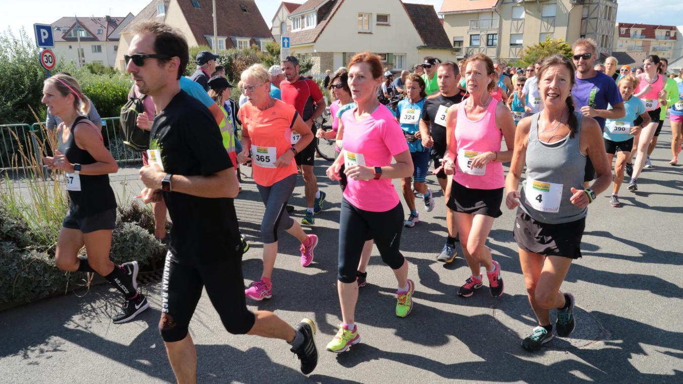 Six courses sont au programme, dont un 5 km et un 10 km.  © illustration