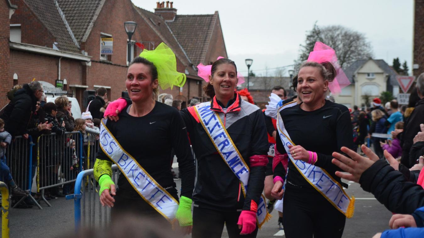 Plus de 2 000 coureurs sont attendus pour courir les 11,5 km et les 21, 1 km.