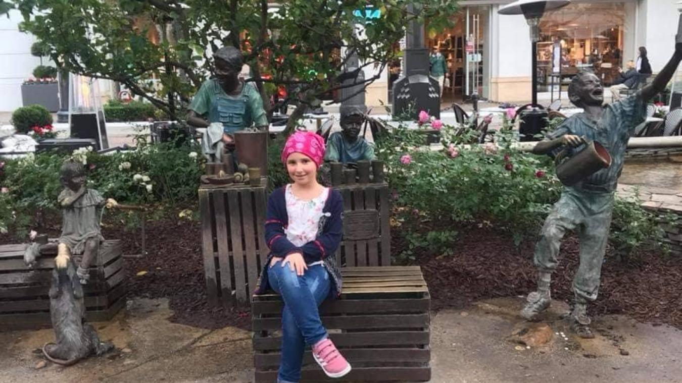 Jusqu'au 11 janvier, Élise et ses parents profiteront des Etats-Unis.