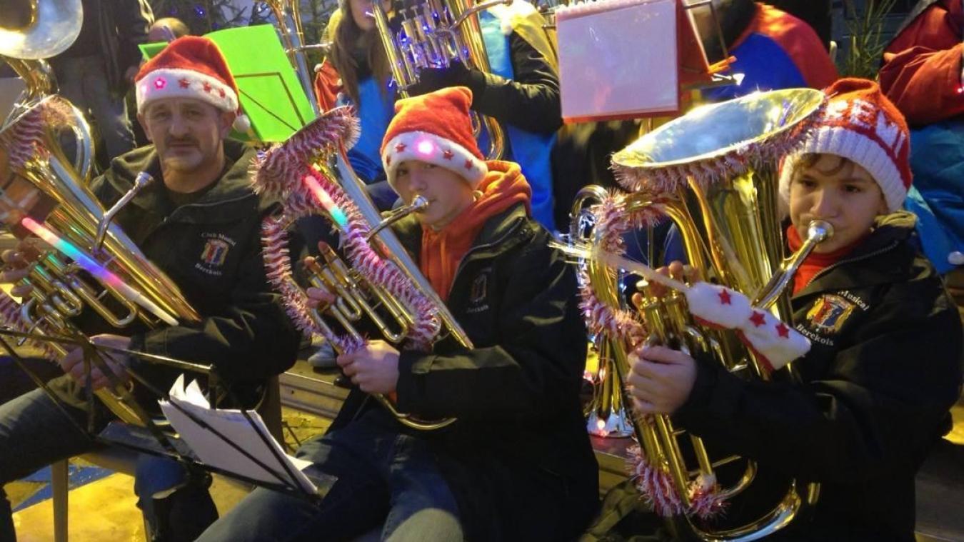 La municipalité n'organisera pas d'animations supplémentaires en plus du concert des tubas de Noël.