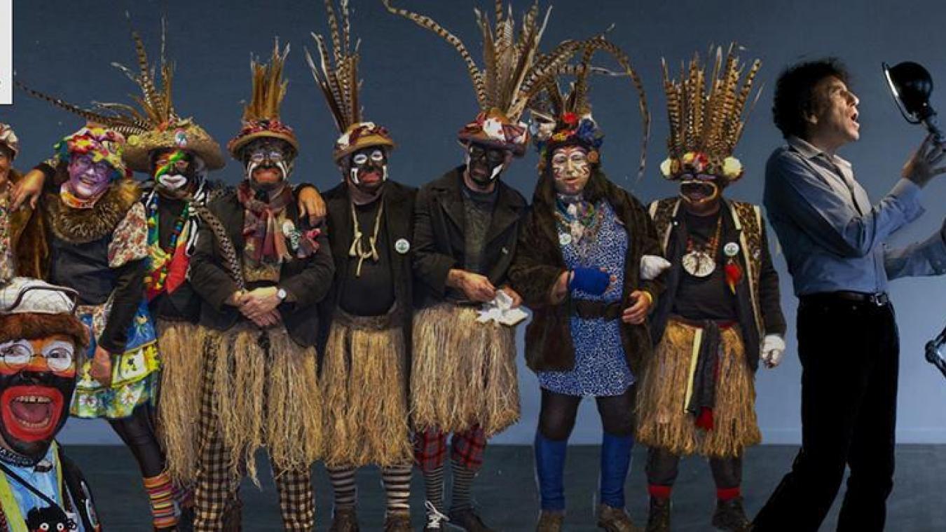 Les Prout réservent un accueil chaleureux à l'artiste, à l'Édito à Dunkerque, ce vendredi 14 décembre, à partir de 15 h.