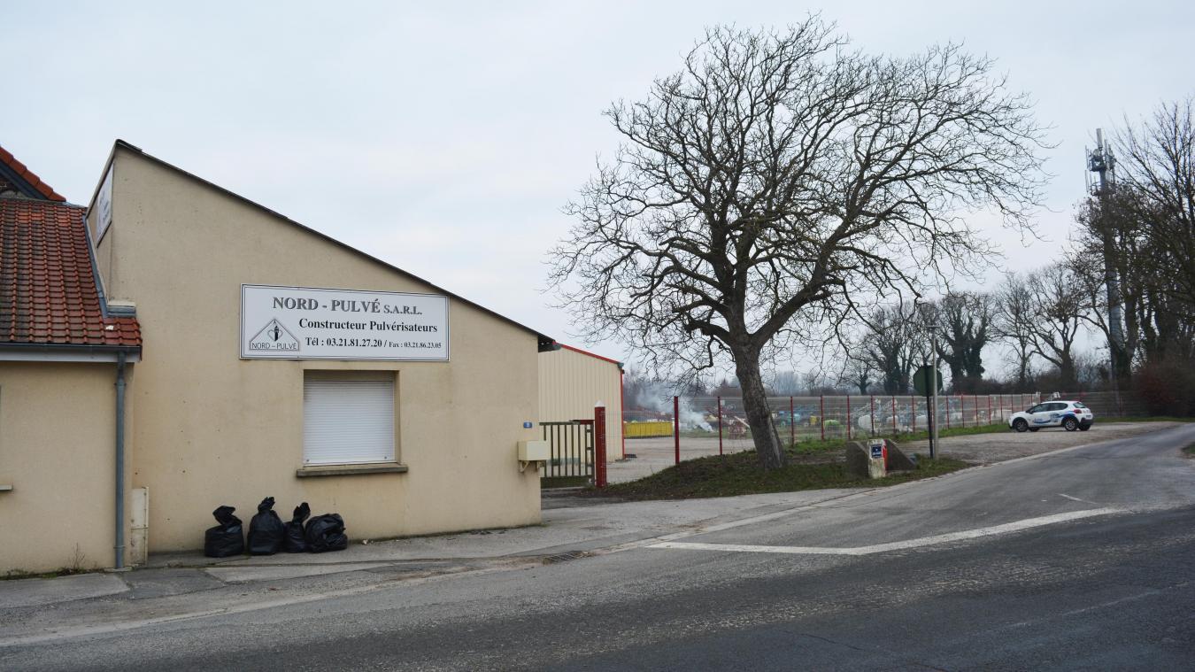 Campagne-lès-Hesdin: l'entreprise Nord Pulvé met la clef sous la porte