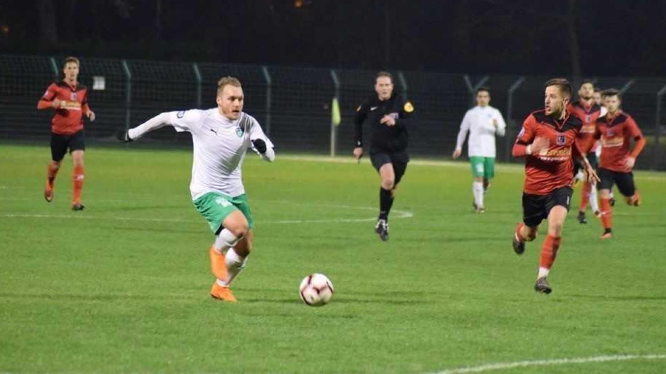 Sylvain Willot et les Touquettois ont remporté une belle victoire face à la resreve de Boulogne (2-1).
