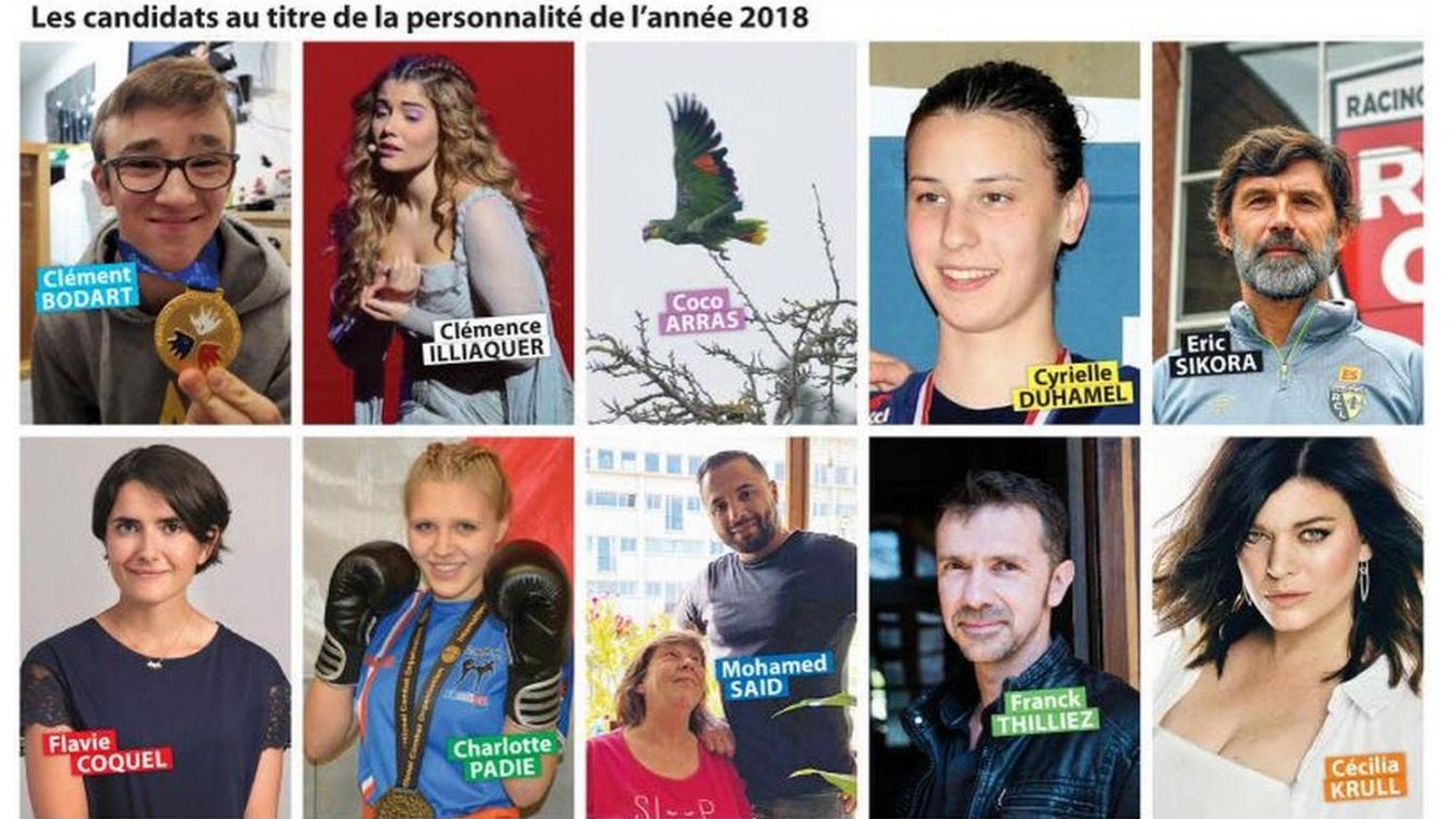 Artois : élisez la personnalité de l'année