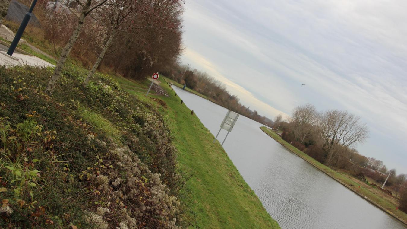 Cuinchy: une autopsie pour identifier le corps retrouvé dans le canal
