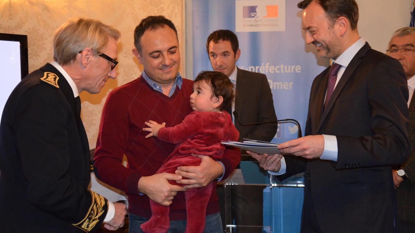 c3d8864435ea1 Bienvenue - Saint-Omer accueille 22 nouveaux citoyens français - L ...