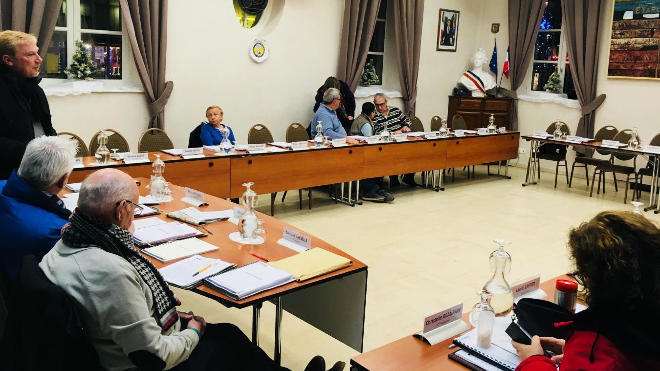Faute de quorum, le conseil municipal de la Ville d'Étaples n'a pu avoir lieu ce mercredi soir 19 décembre.
