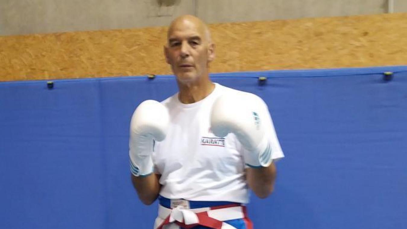 Serge Prystupa est passé devant le jury à Paris le 7 décembre.