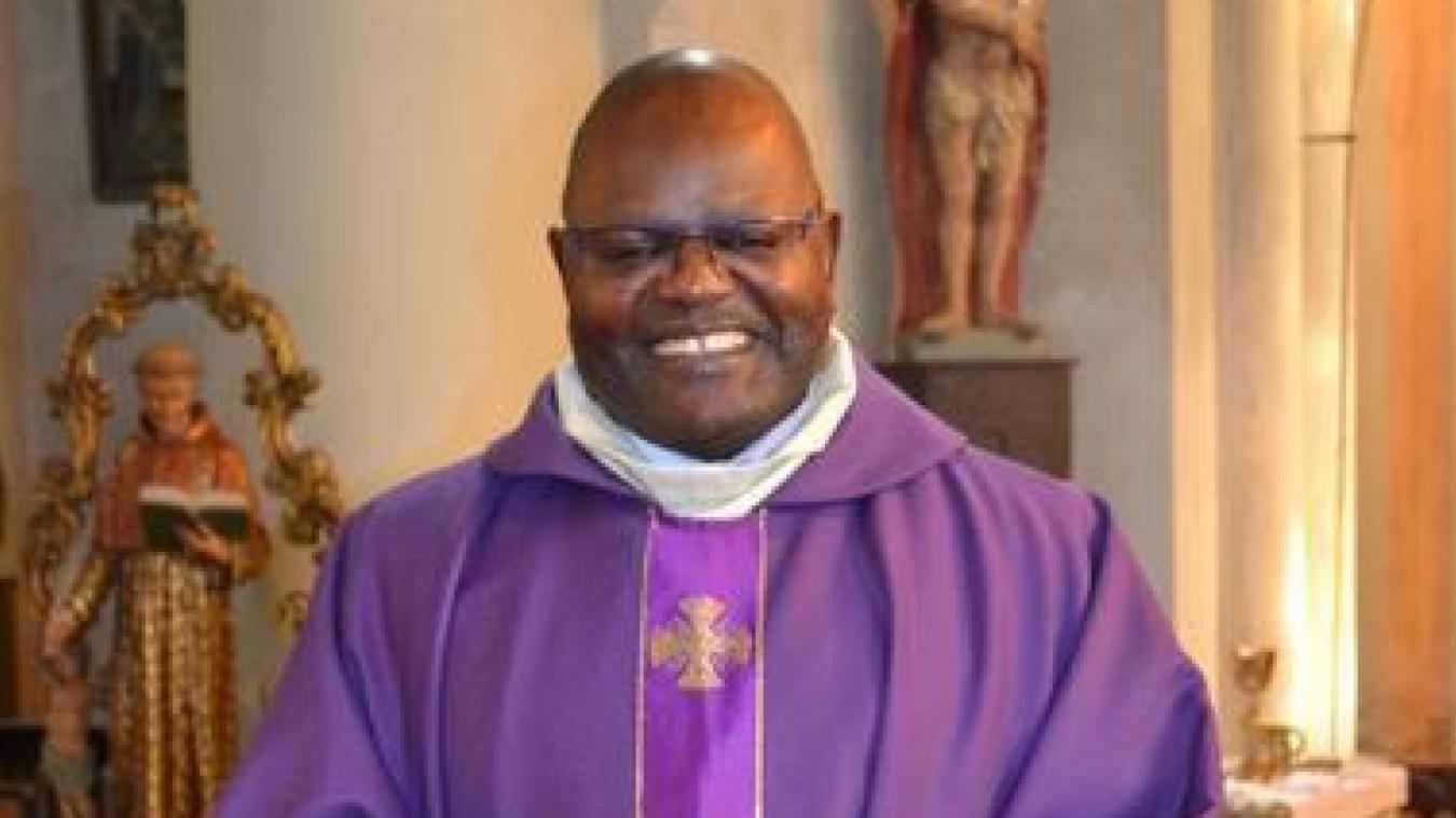 Le père Mbele a choisi le diocèse de Lille pour des raisons historiques.