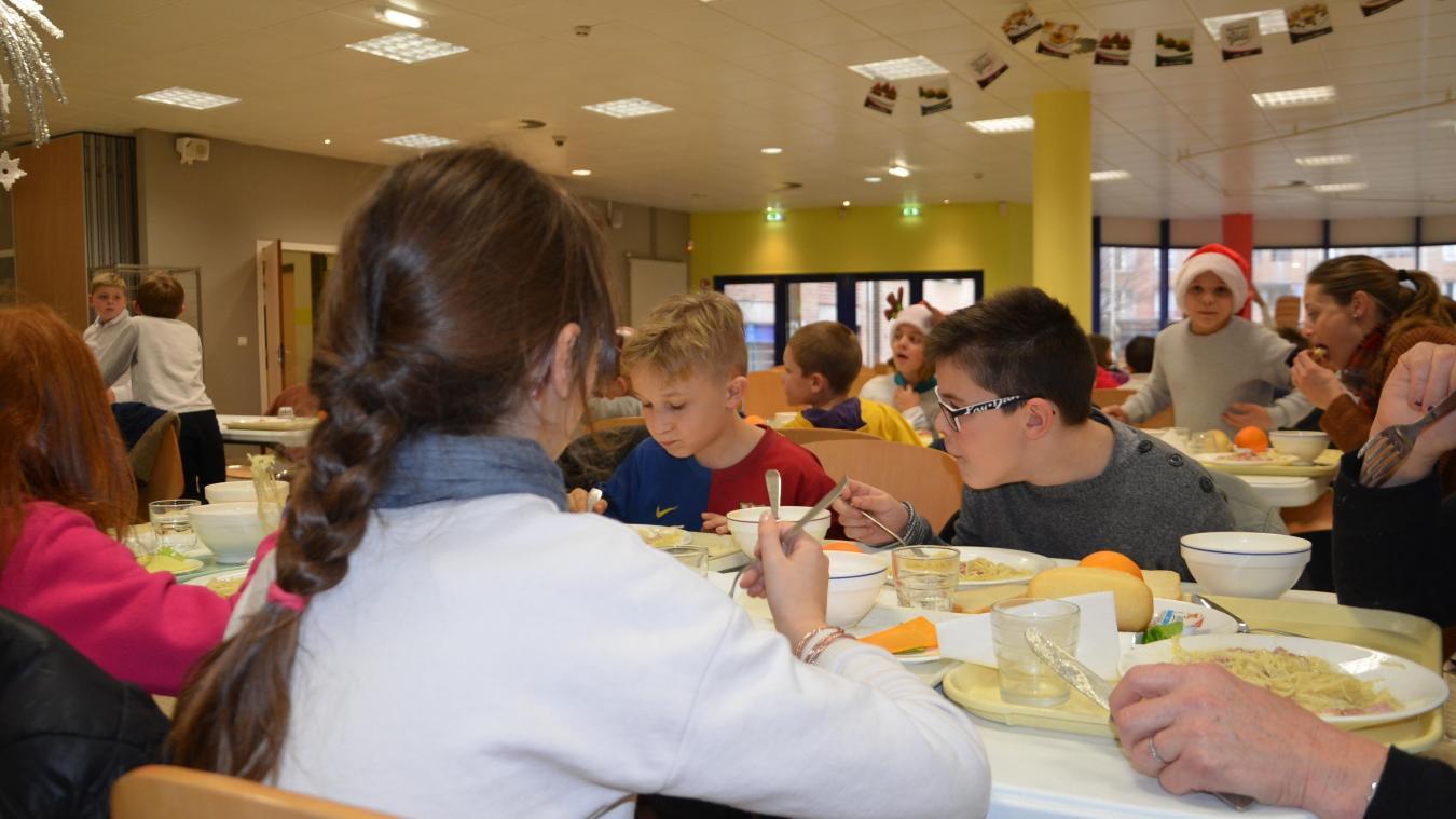 Le prix des repas à la cantine va rester identique pour l'année scolaire 2019-2020.