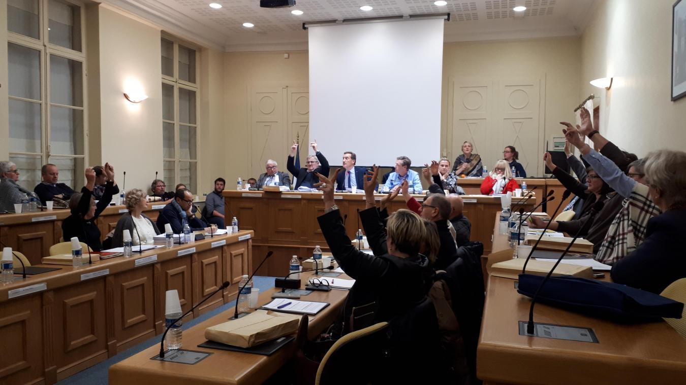 16 élus ont voté contre la délibération présentée jeudi 20 décembre.