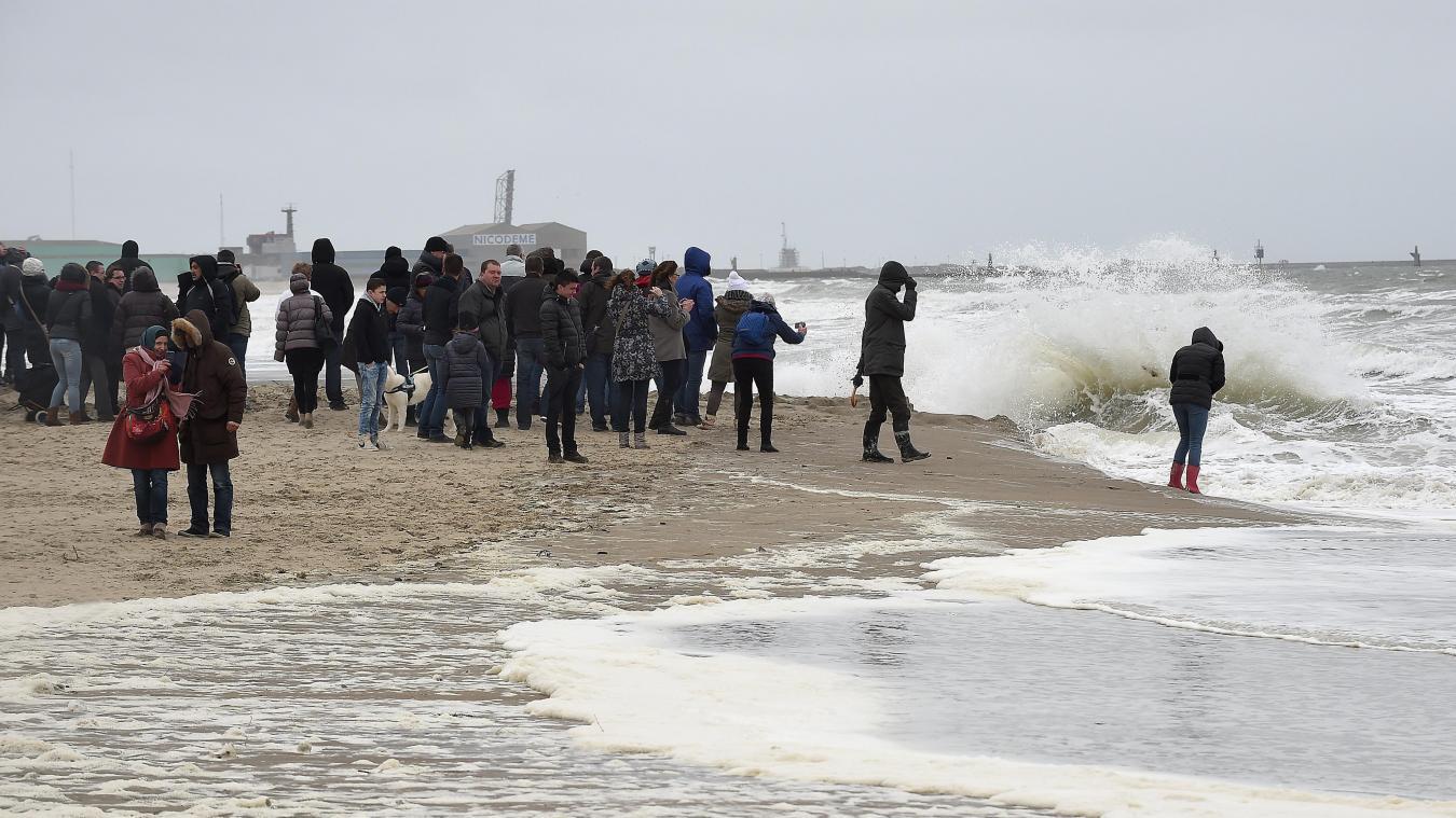 Appel à la prudence pour les grandes marées