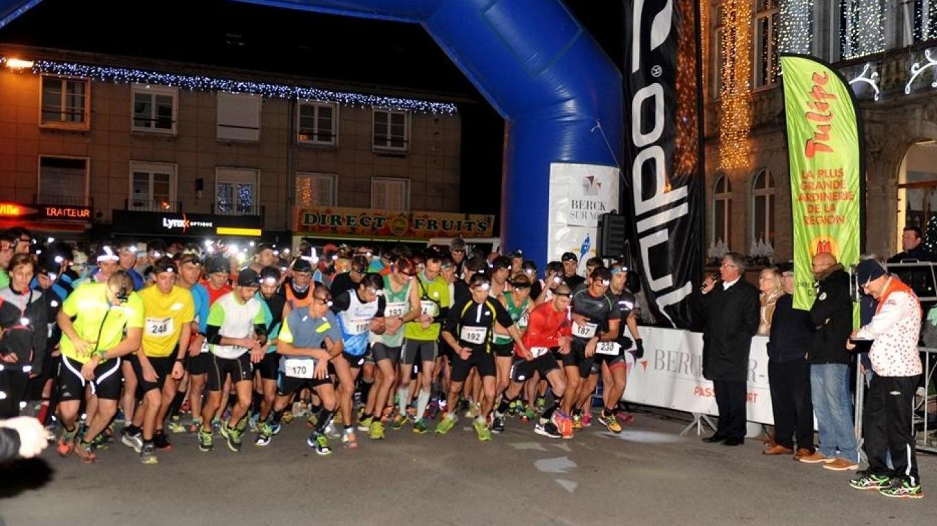 En 2017, la Vérotière nocturne avait rassemblé 370 participants.