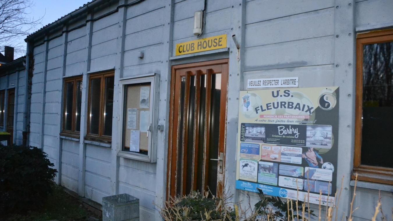 180 000 euros pour les nouveaux vestiaires de Fleurbaix