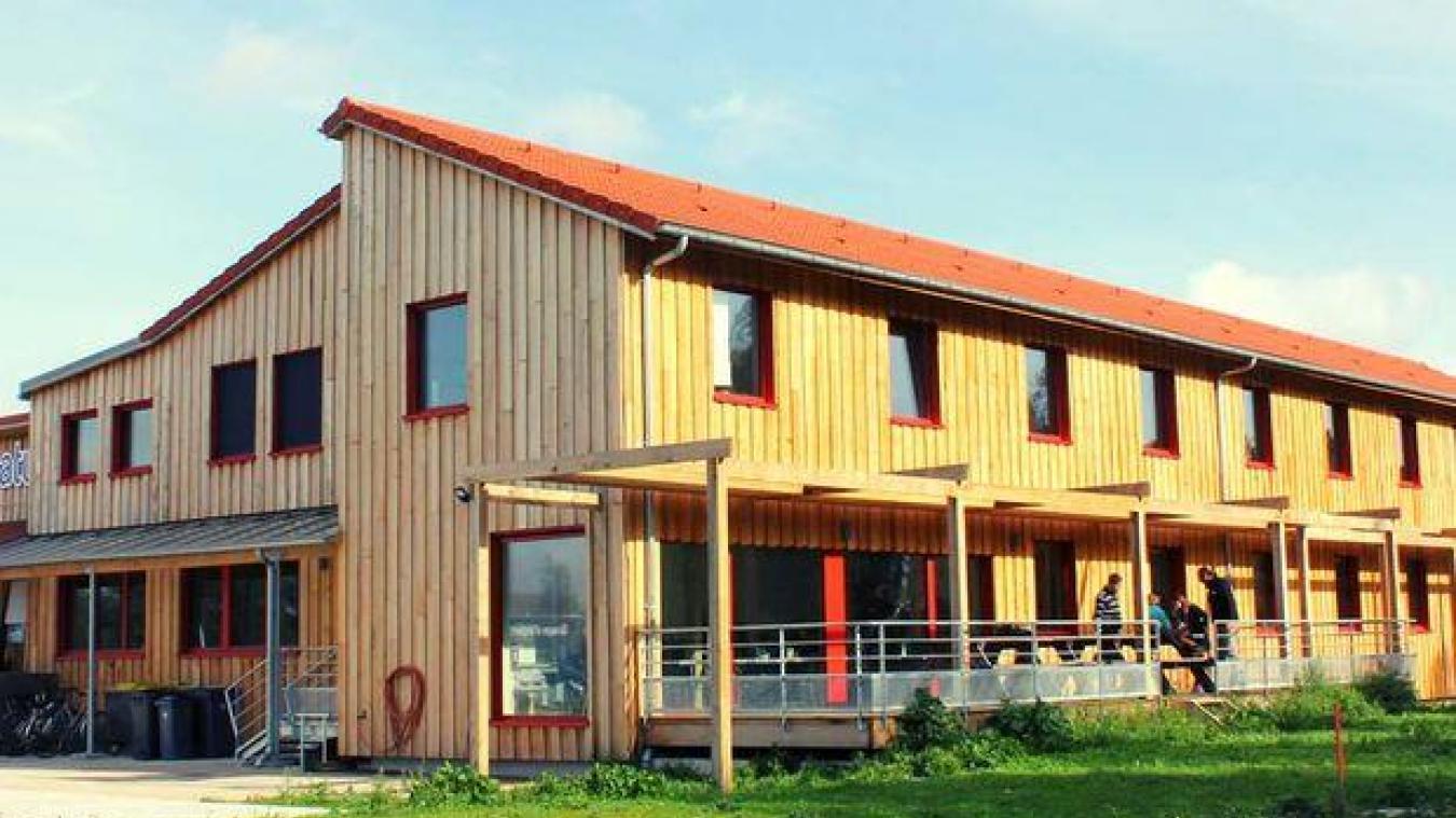 Le Conservatoire a obtenu le prix Hauts-de-France de la construction neuve en biosourcés.