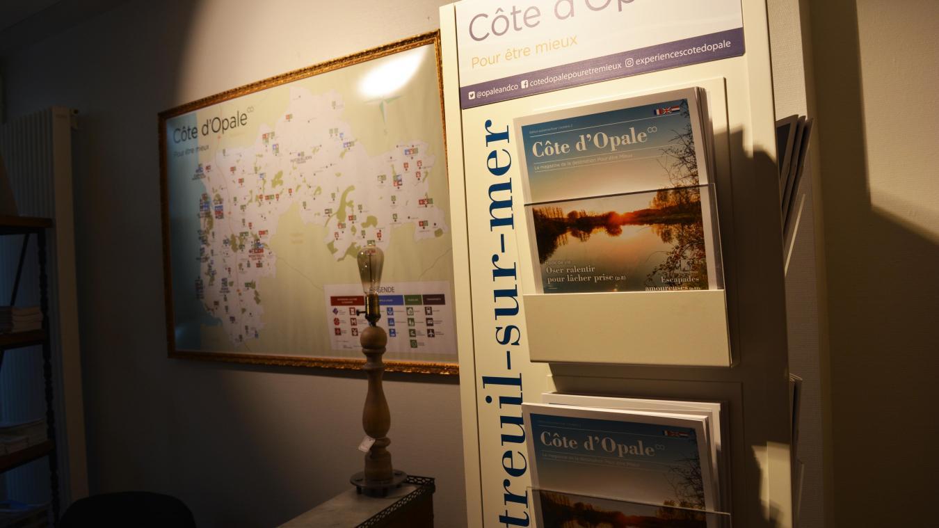 L'agence d'attractivité vient d'éditer un nouveau guide pour promouvoir les atouts de la Côte d'Opale.