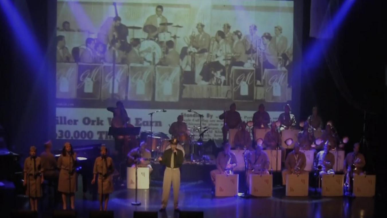 Au programme ce samedi 29 décembre à 20h30, le « Glenn Orchestral Big Band ».