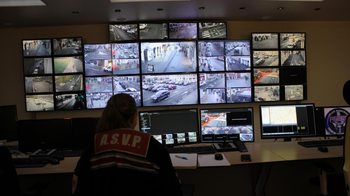 Arras : Bientôt 312 caméras rattachées au centre de supervision urbaine