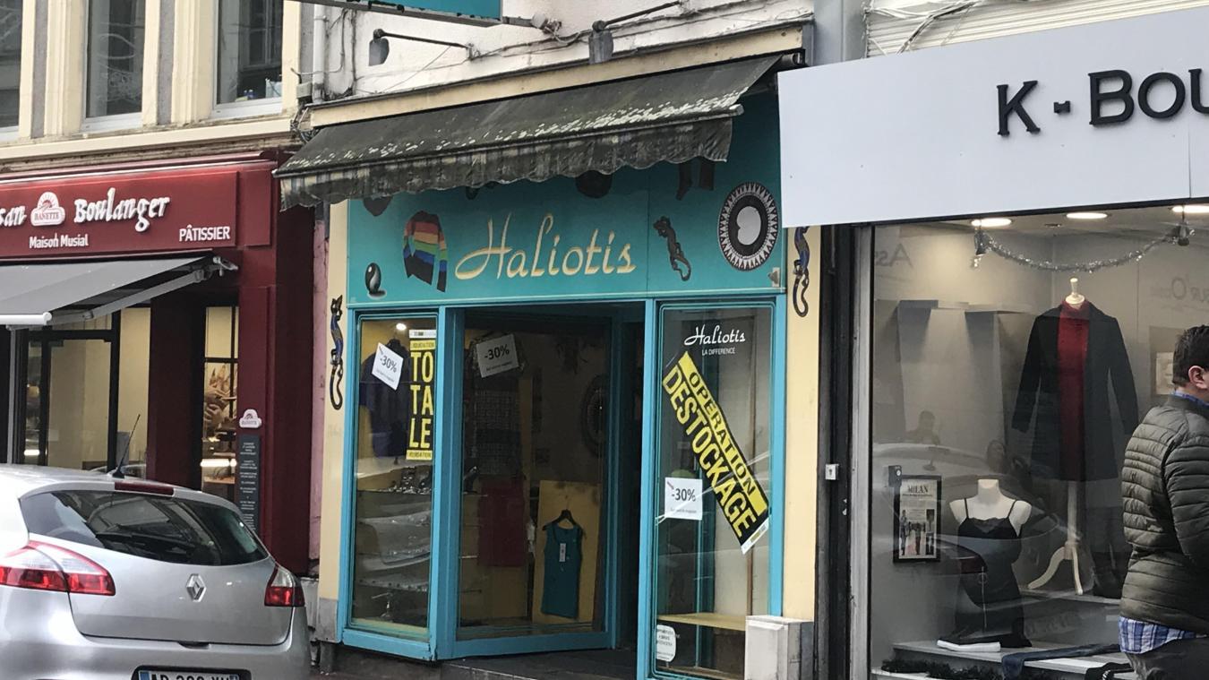 Haliotis était un repaire pour de nombreux Boulonnais qui cherchaient une mode alternative.