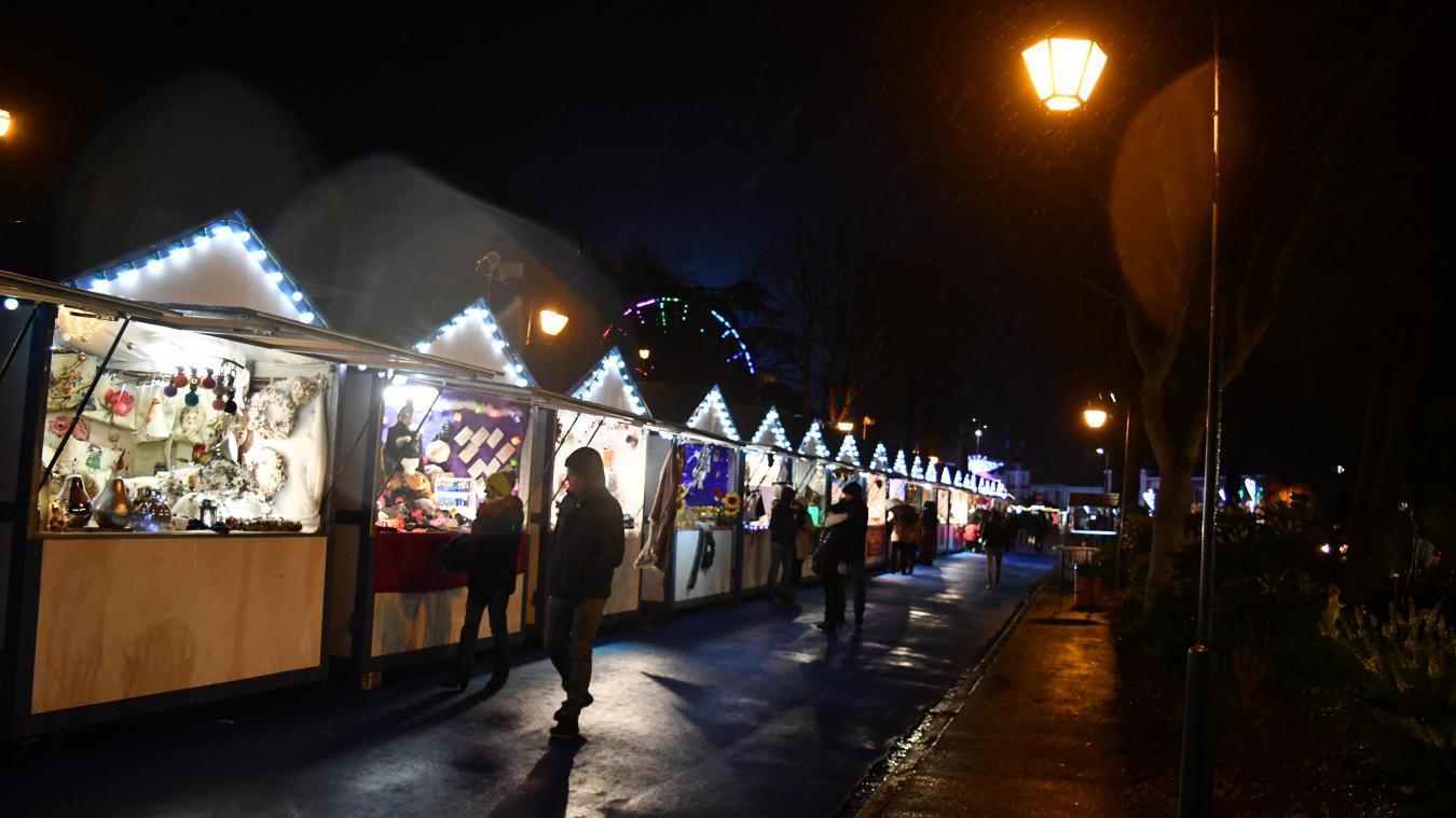 La Ville ne cherche pas à tirer profit de la notoriété de son marché de Noël, avec des prix très abordables.