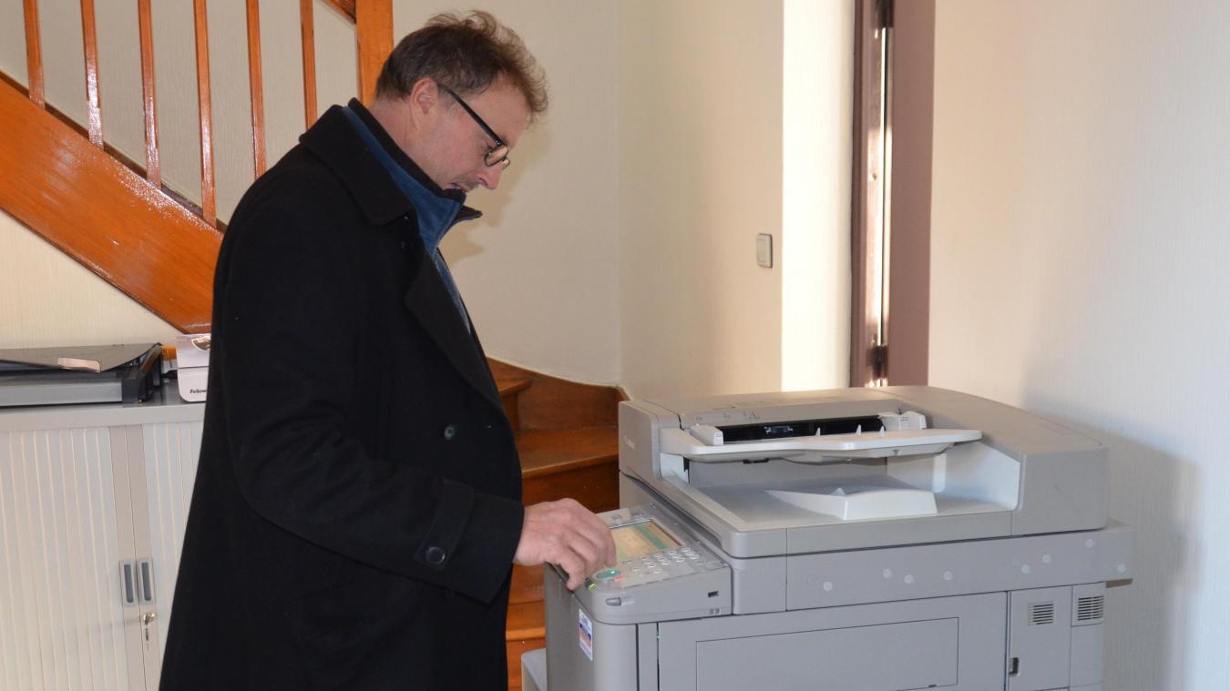 Il est désormais possible de faire des photocopies gratuitement à la mairie.