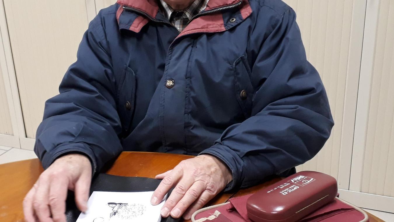 Paul Chopin a pris sa retraite en 2010.