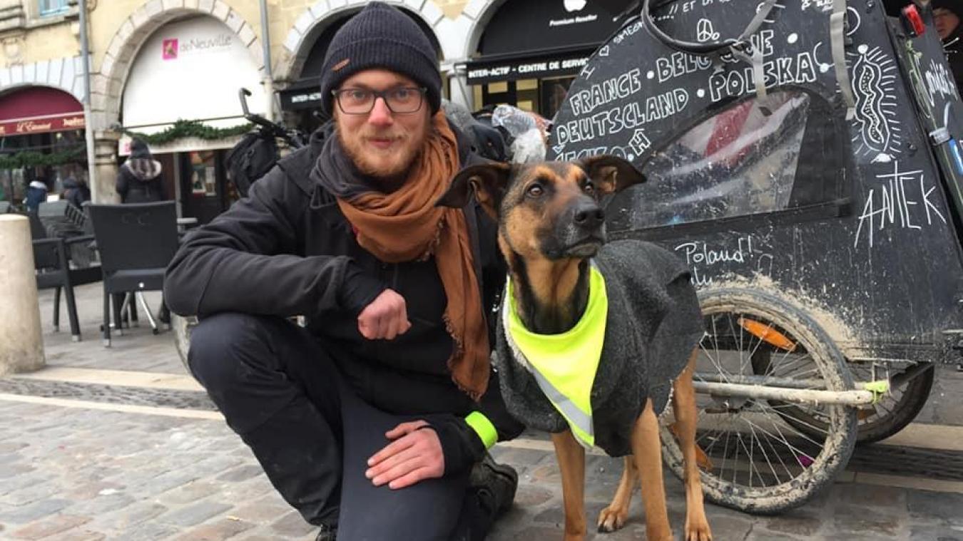 3 700 km à vélo, cinq pays traversés, de retour à Arras, François raconte son périple