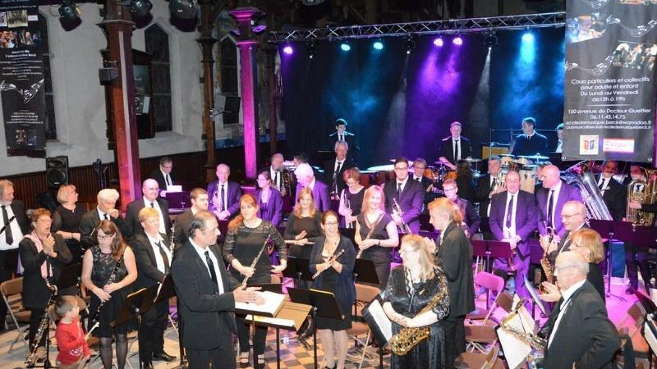 Le Club Musical Berckois donnera le tempo des vœux du maire, le 10 janvier au kursaal.