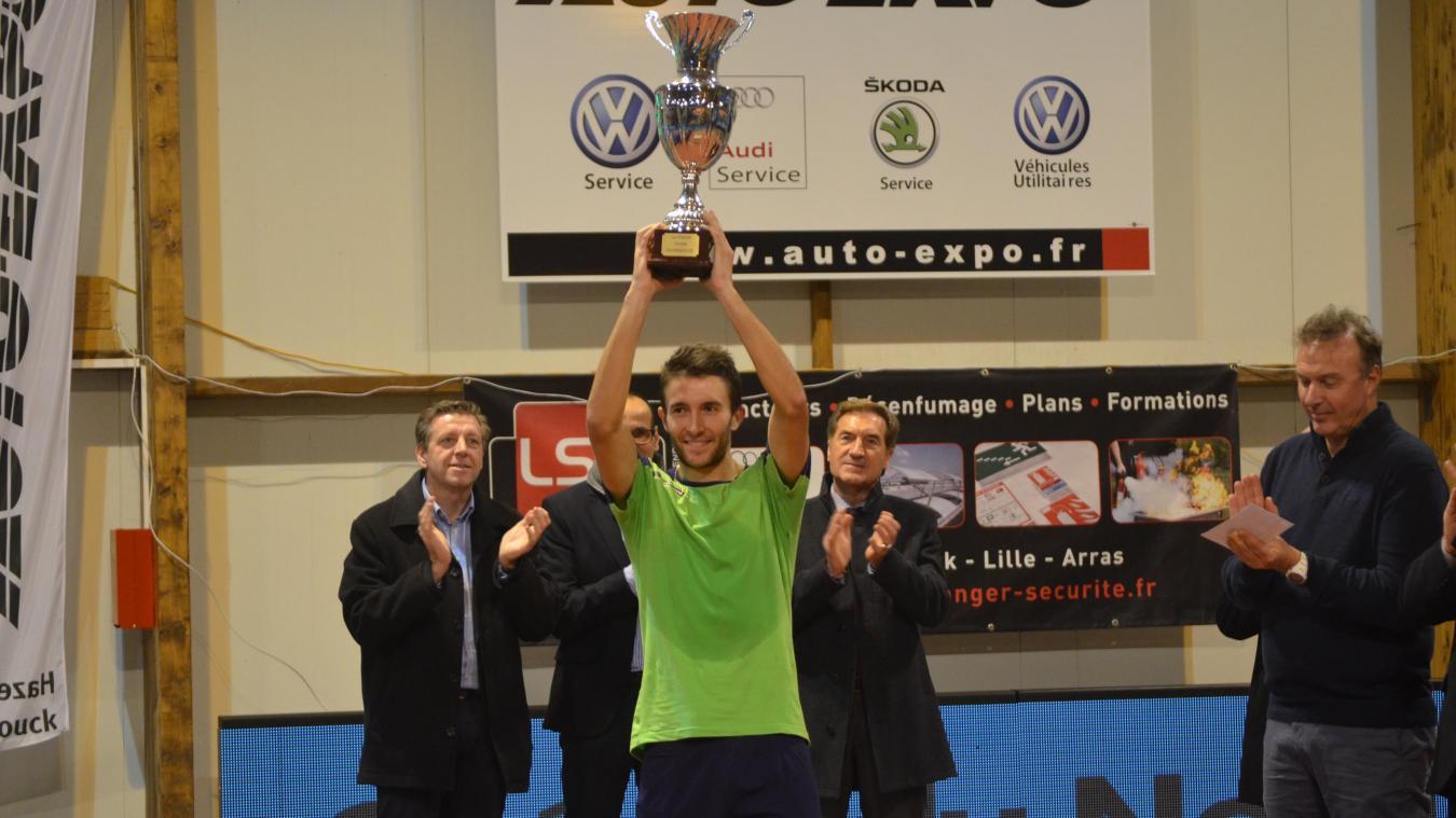 Leny Mitjana remporte la 10ème édition du Haz'Master Tour