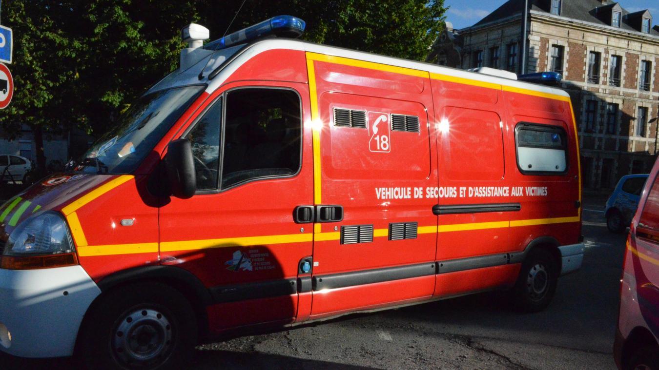 Tortequesne: un jeune de 18 ans perd la vie sur la route, le chauffeur du véhicule incriminé en fuite