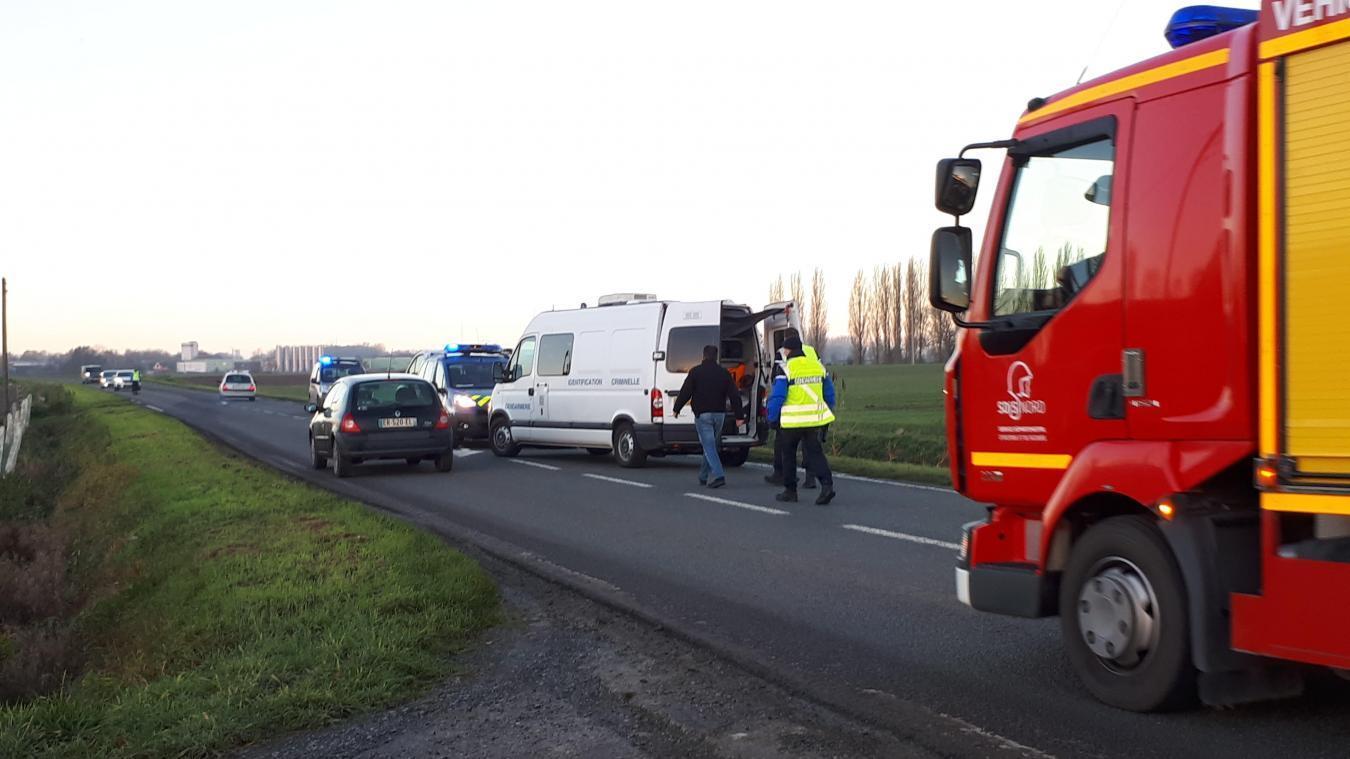 Les gendarmes lancent un nouvel appel à témoins après le drame de la rue de Wormhout