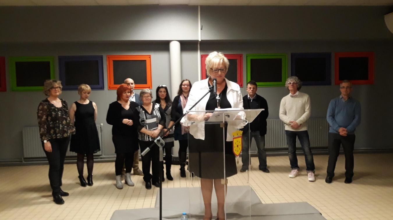 Le maire de la commune a annoncé ce projet lors de la cérémonie des vœux à la population.