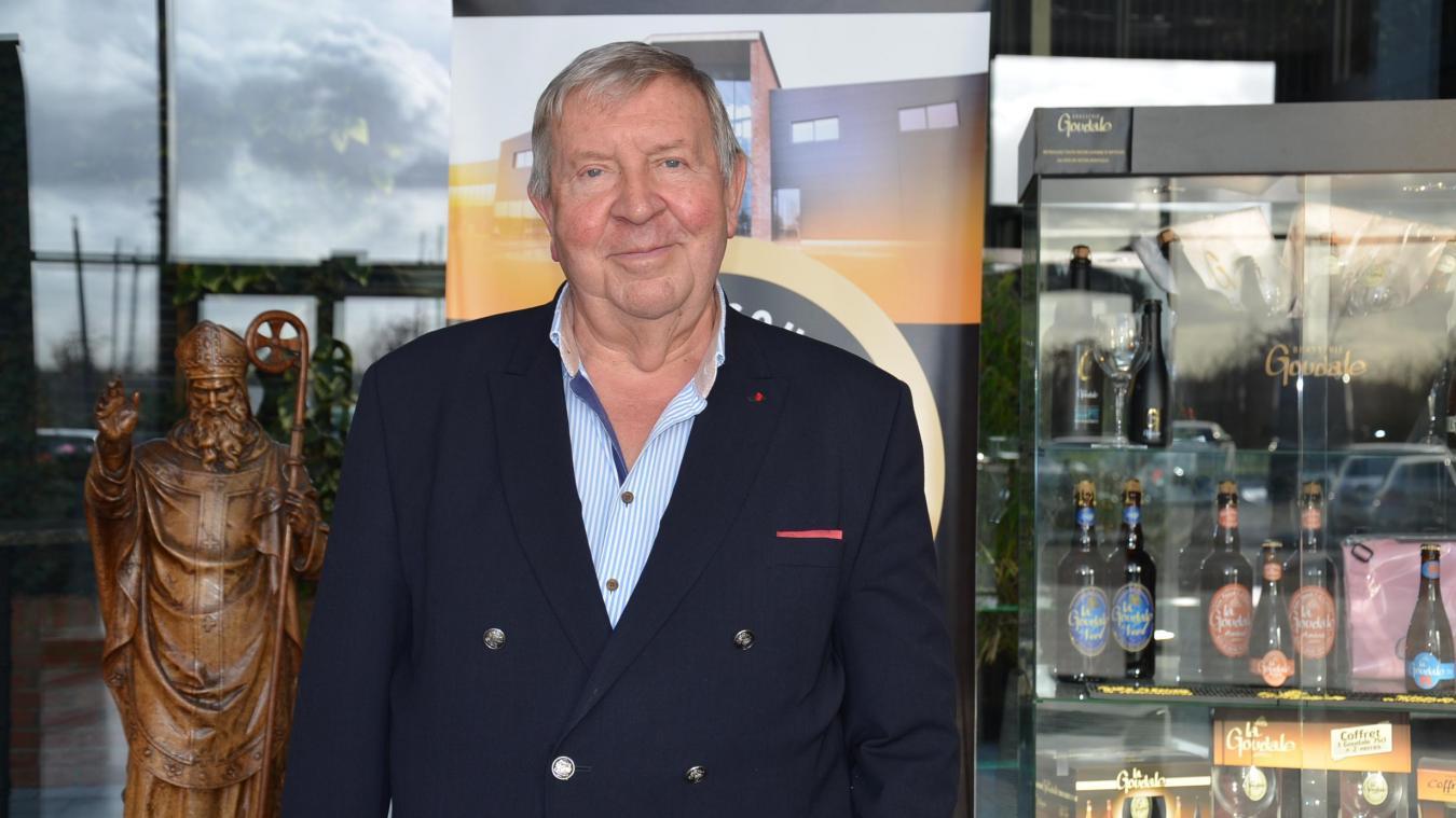 Passionné par son métier, ou plutôt ses métiers, le patron des brasseries Goudale et de Saint-Omer est aussi à la tête de TSA (Transports Saint-Arnould).