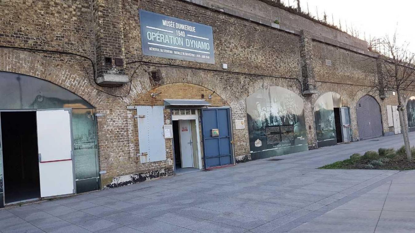 600 000 euros pour le musée de Dunkerque 1940 – Opération Dynamo