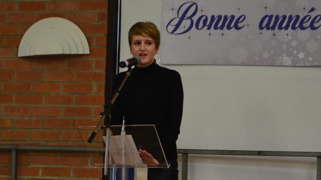 Elizabeth Boulet, conseillère municipale déléguée à Méteren, a exposé le souhait de créer une capsule temporelle en 2019.