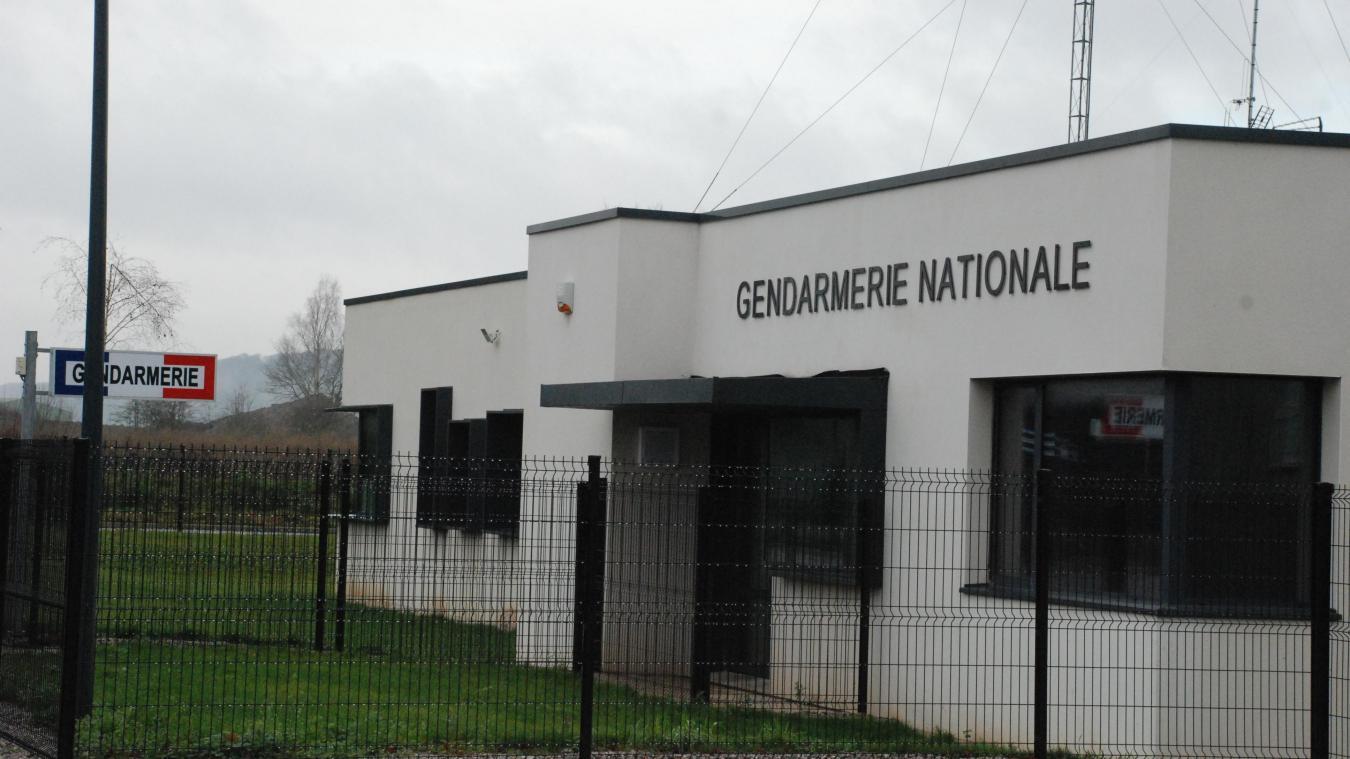 Les gendarmes de la COB de Marconne ont interpellé les trois individus.