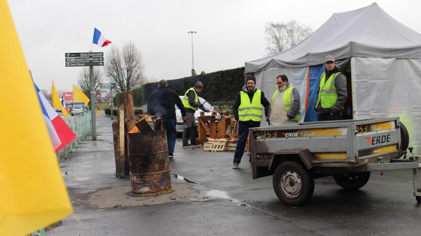 Bruay-la-Buissière: les Gilets jaunes vont manifester à la Porte Nord pour le premier samedi des soldes