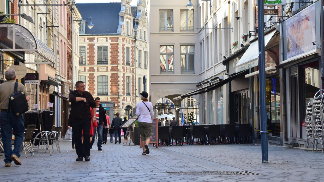 Sur les cinq dernières années, Arras a perdu des habitants.